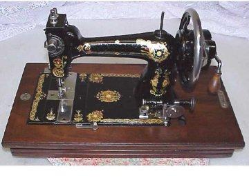 Dating white rotary sewing machines
